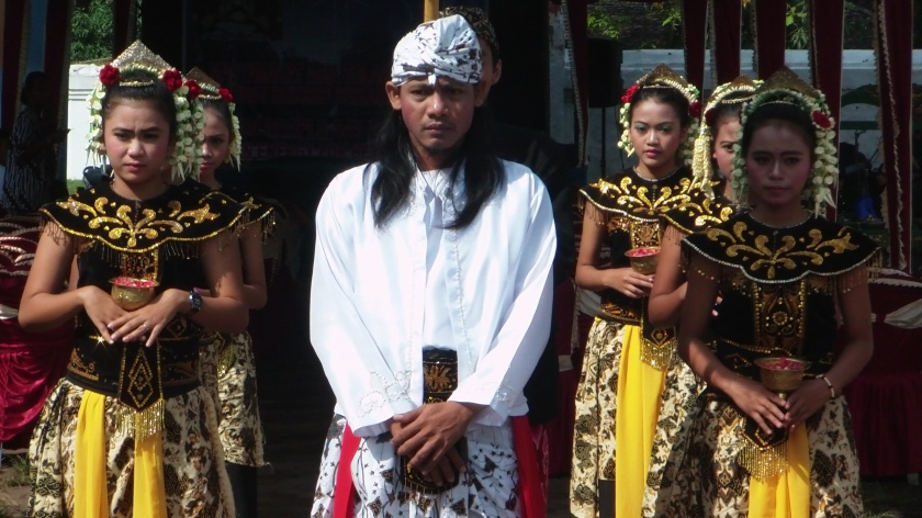 People of Cirebon, Java, Indonesia