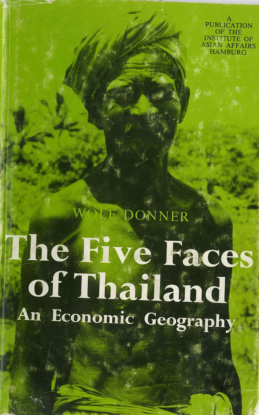 five face of thailand