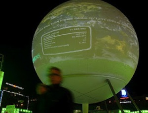 Giant Model Earth_tcktcktck