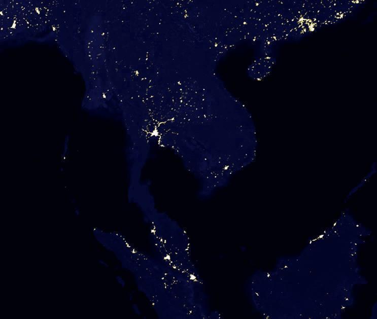 Southern Blackout